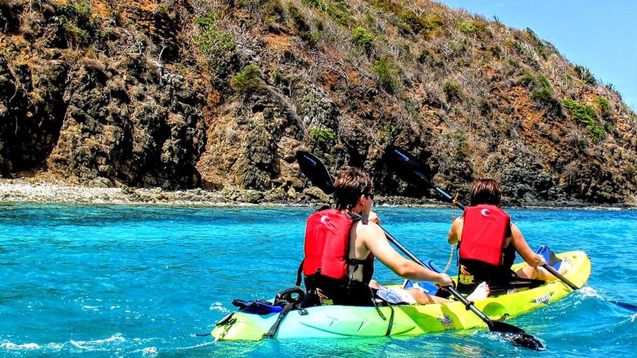 Kayaking Tour I VENTURES