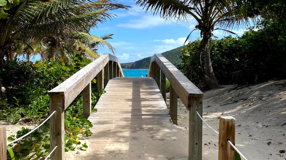 Flamenco beach Entrance I VENTURES.jpg