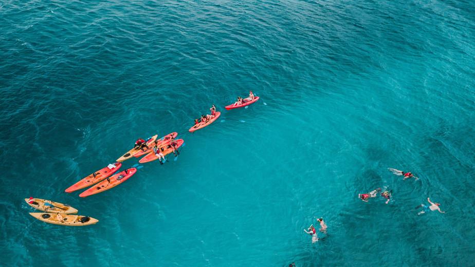 Full Day Trip Aquafari I VENTURES
