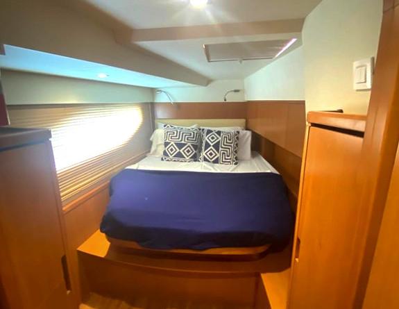 Restroom Catamaran Yacht Rental Puerto Rico