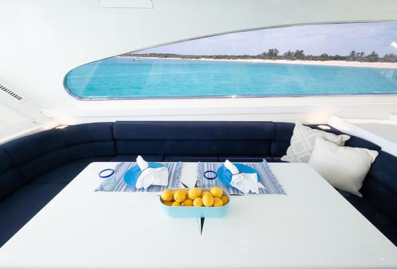 Leopard Yacht I VENTURES