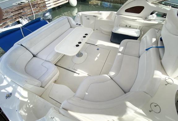 Nice Yacht Charter Deck Sea Ray Puerto R