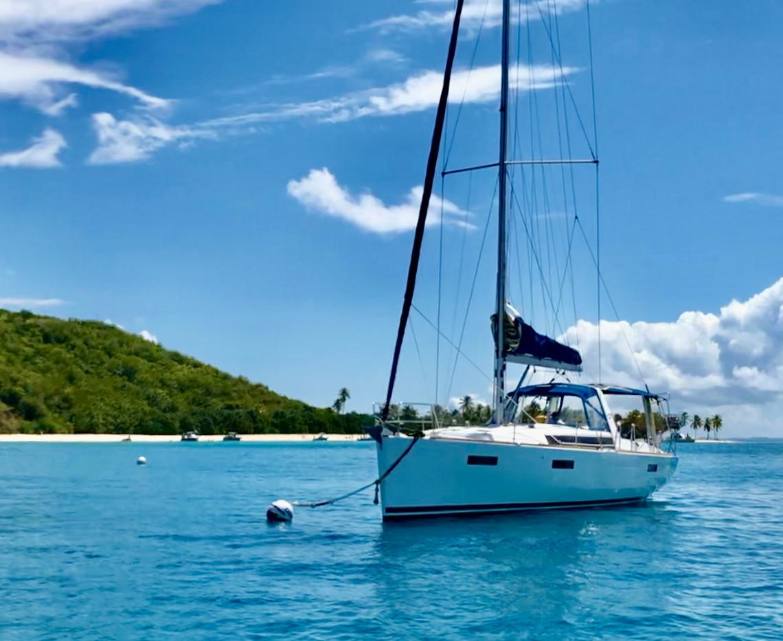 Icacos Sailing Charter Puerto Rico