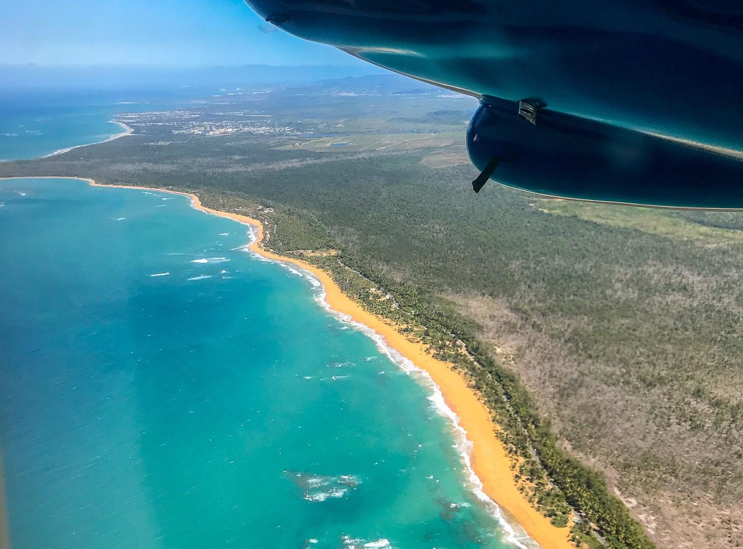 Flig to Culebra