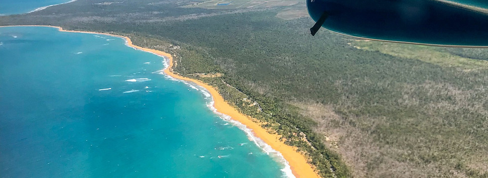 Flight to Culebra PR