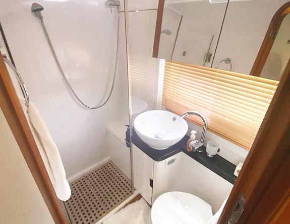 Shower Catamaran