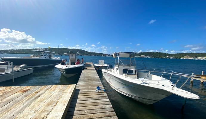 Culebrita Boat Day Trip
