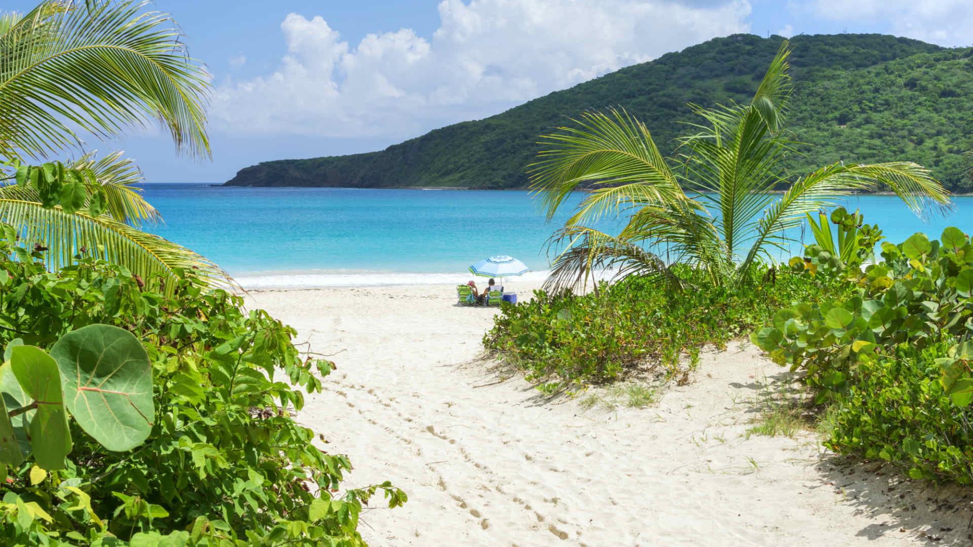 Flemenco Beach, Culebra