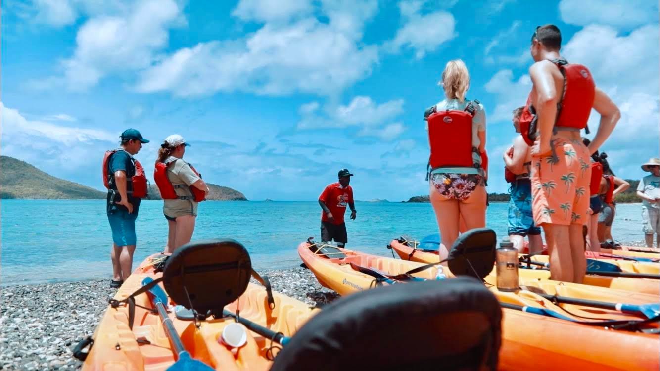 Aquafari Kayaking Tour