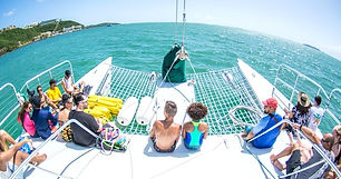 Catamaran Sailing Tour Icacos