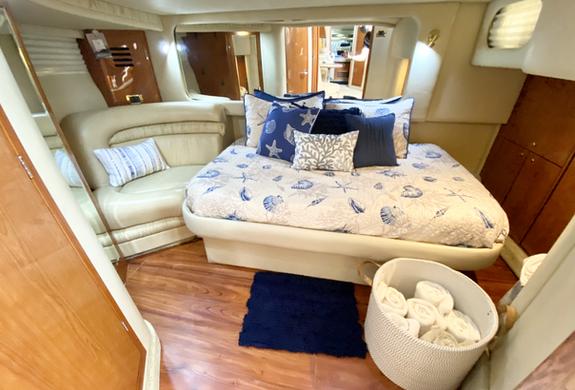 Sea Ray 53 Yacht Charter Rental Puerto R