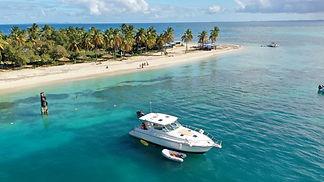 Private Yacht Charter Palomino Puerto Ri
