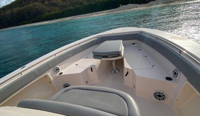Boat Charter Palomino Puerto Rico