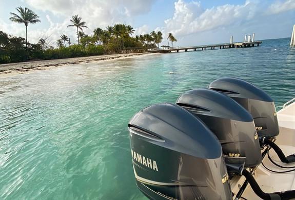 Boat Charter Palomino Island Puerto Rico