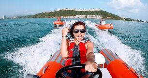 Snorkel Mini Boat Adventure