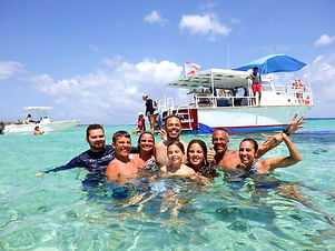 Private Charter Boat Icacos Island