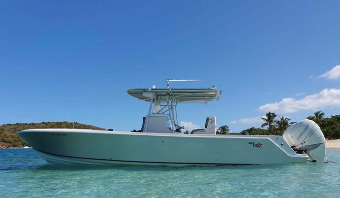 Boat Charter Culebra