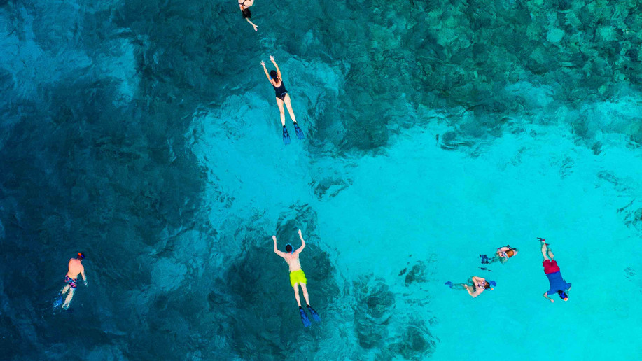 Snorkeling Tamarindo Beach