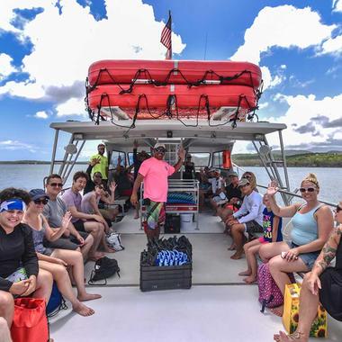 Vieques Island Snorkeling Tour I VENTURE