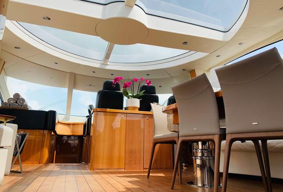 Amazing Yacht Charter Predator 82' inter