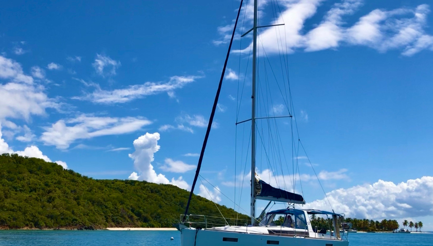 Puerto Rico Sailing Adventure Charter