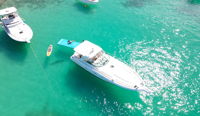 Yacht Charter Puerto Rico Icacos and Pal