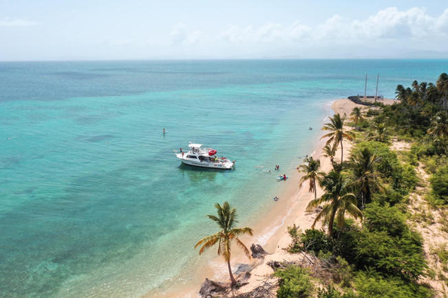 Vieques Island Beach and Snorkeling Tour I VENTURES