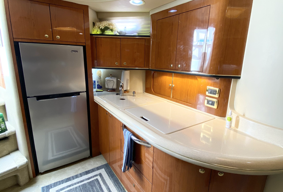 Sea Ray Kitchen Icacos Yacht Charer