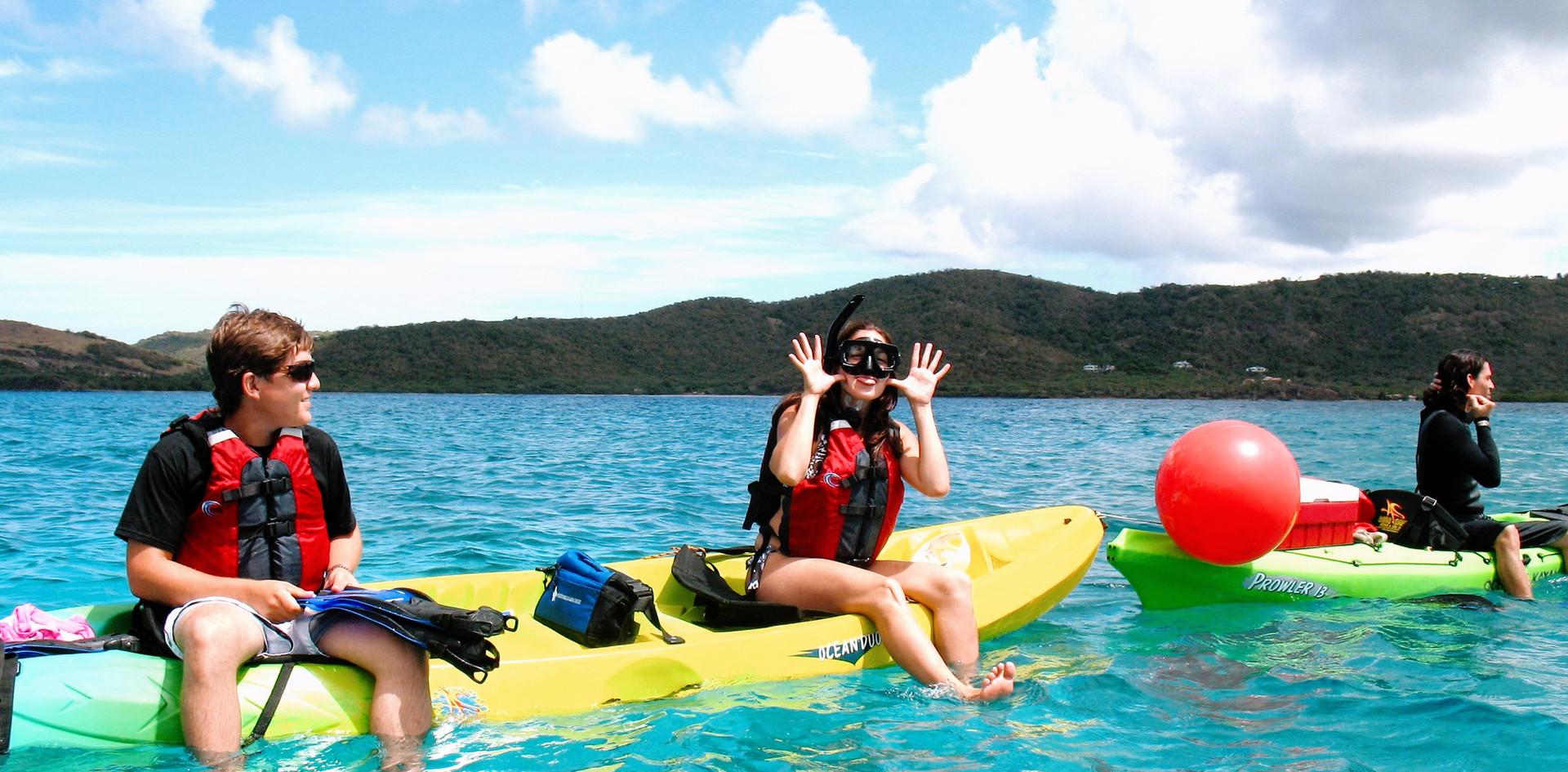 Snorkeling Tour  Culebra Aquafari