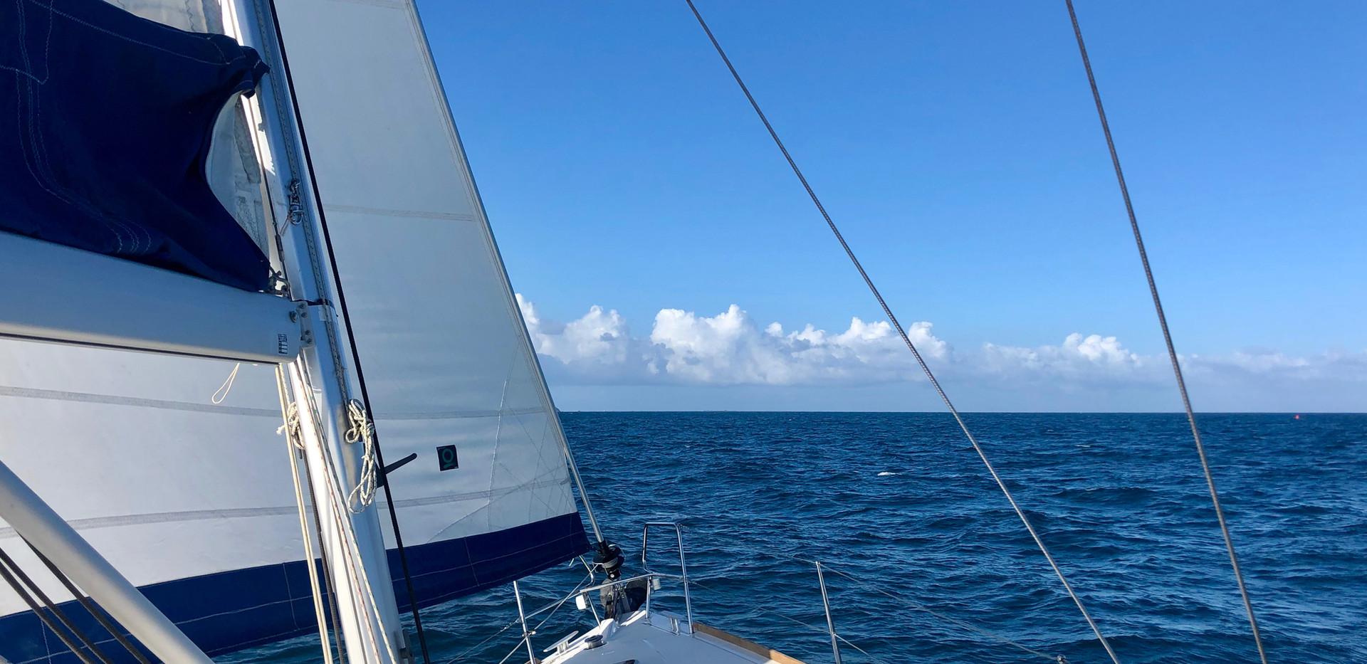 Sailing Charter Puerto Rico