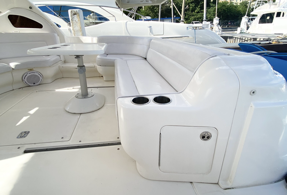 Sea Ray Outside Icacos Yacht Charter