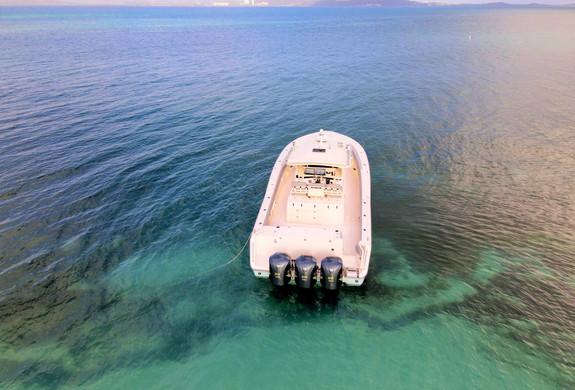 Icacos, Palomino, Culebra, Vieques Boat