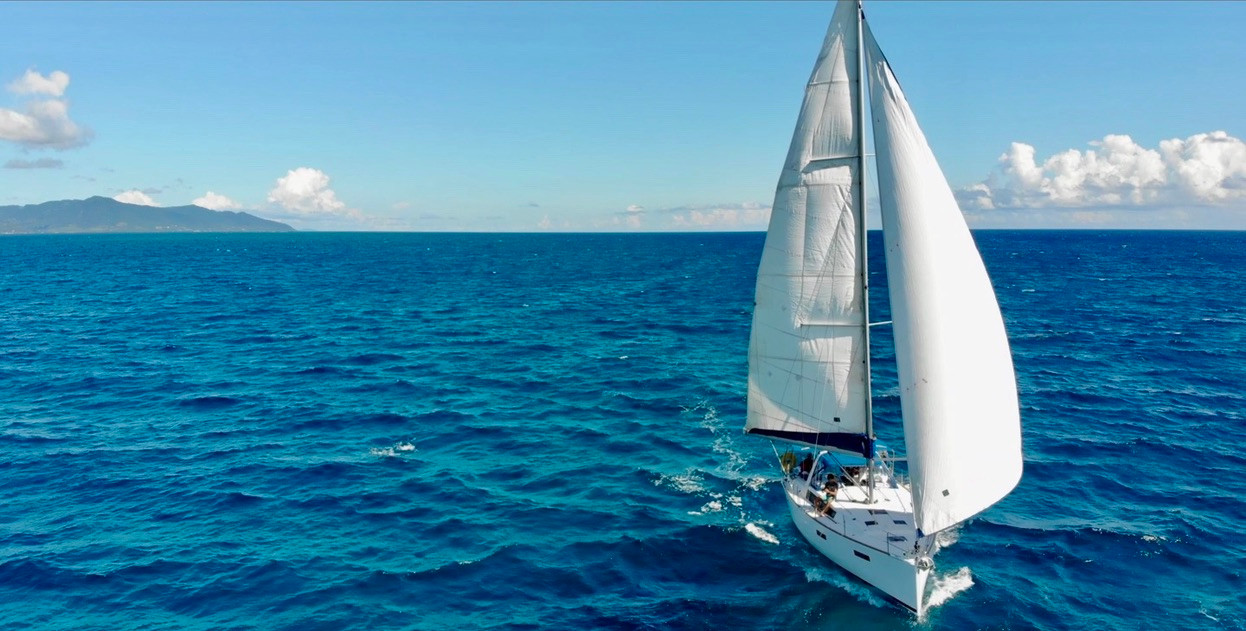 Puerto Rico East Islands Sailing Private Charter