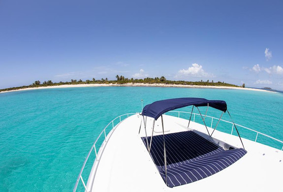 Icacos Yacht Charter Rental Puerto Rico.