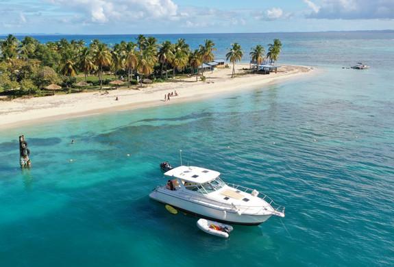 Palomino and Icacos Tiara Yacht