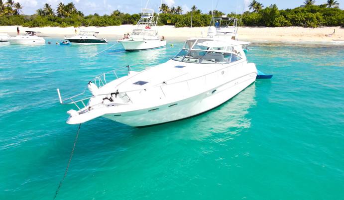 Sea Ray Yacht Charter Icacos Puerto Rico
