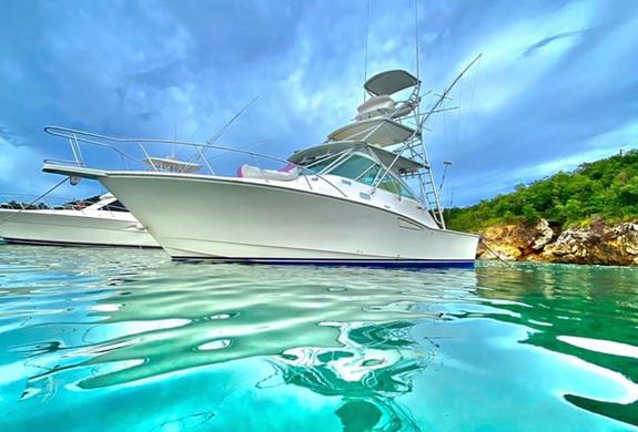 Amazing yacht Rental Puerto Rico I VENTURES