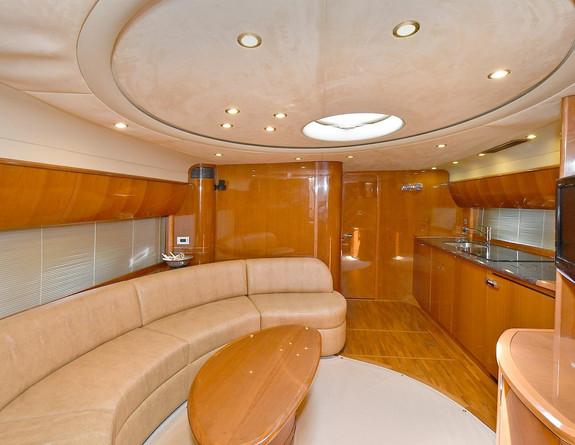 Princess 58 Yacht interior