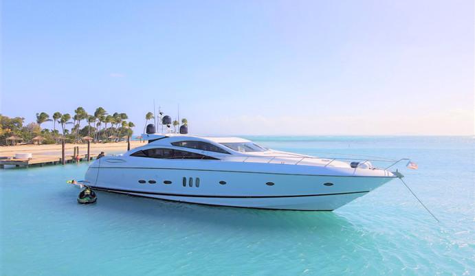 Luxury Yacht Rental Charter Puerto Rico