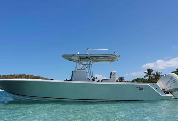Boat Charter Culebra and Culebrita Island