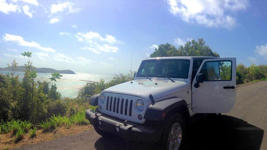 Jeep Culebra Day Trip