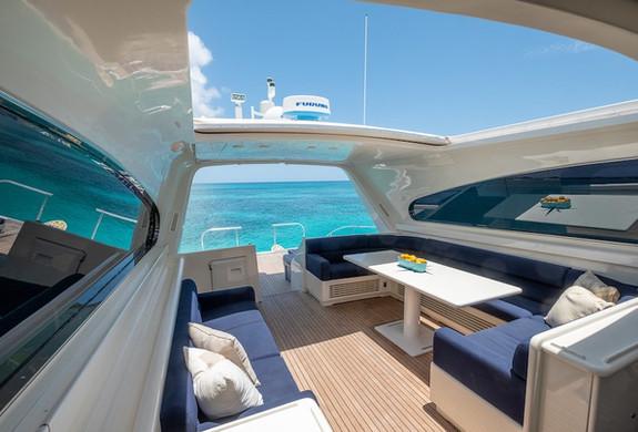 Luxury Yacht Charter Leopard 75  Puerto