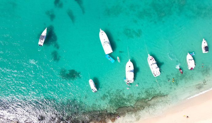 Icacos Island Yacht Charter Puerto Rico