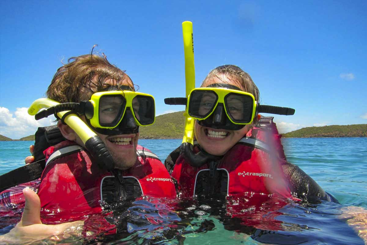 Snorkeling I VENTURES Culebra