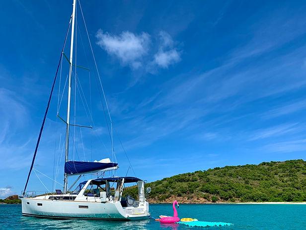 Puerto Rico Private Charter Sailing Adventure