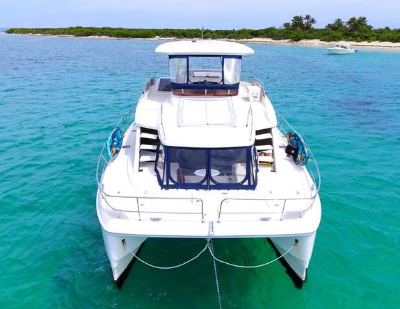 Icacos and Palomino Catamaran Yacht Rental Puerto Rico