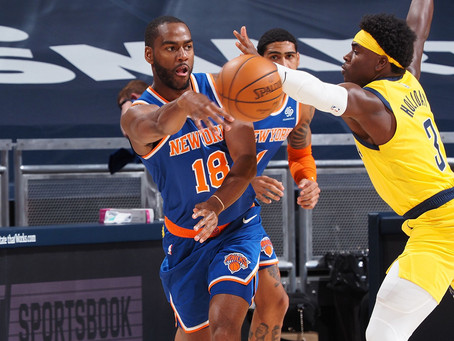 03/25/2021 Draftkings NBA DFS