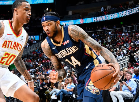 11/11 NBA DFS Notes and Picks