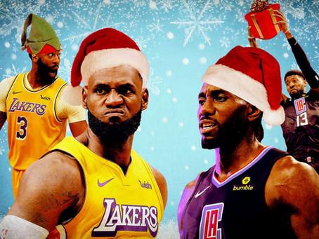 NBA DFS News and Picks Christmas Edition