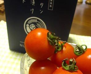 トマトに挑戦!